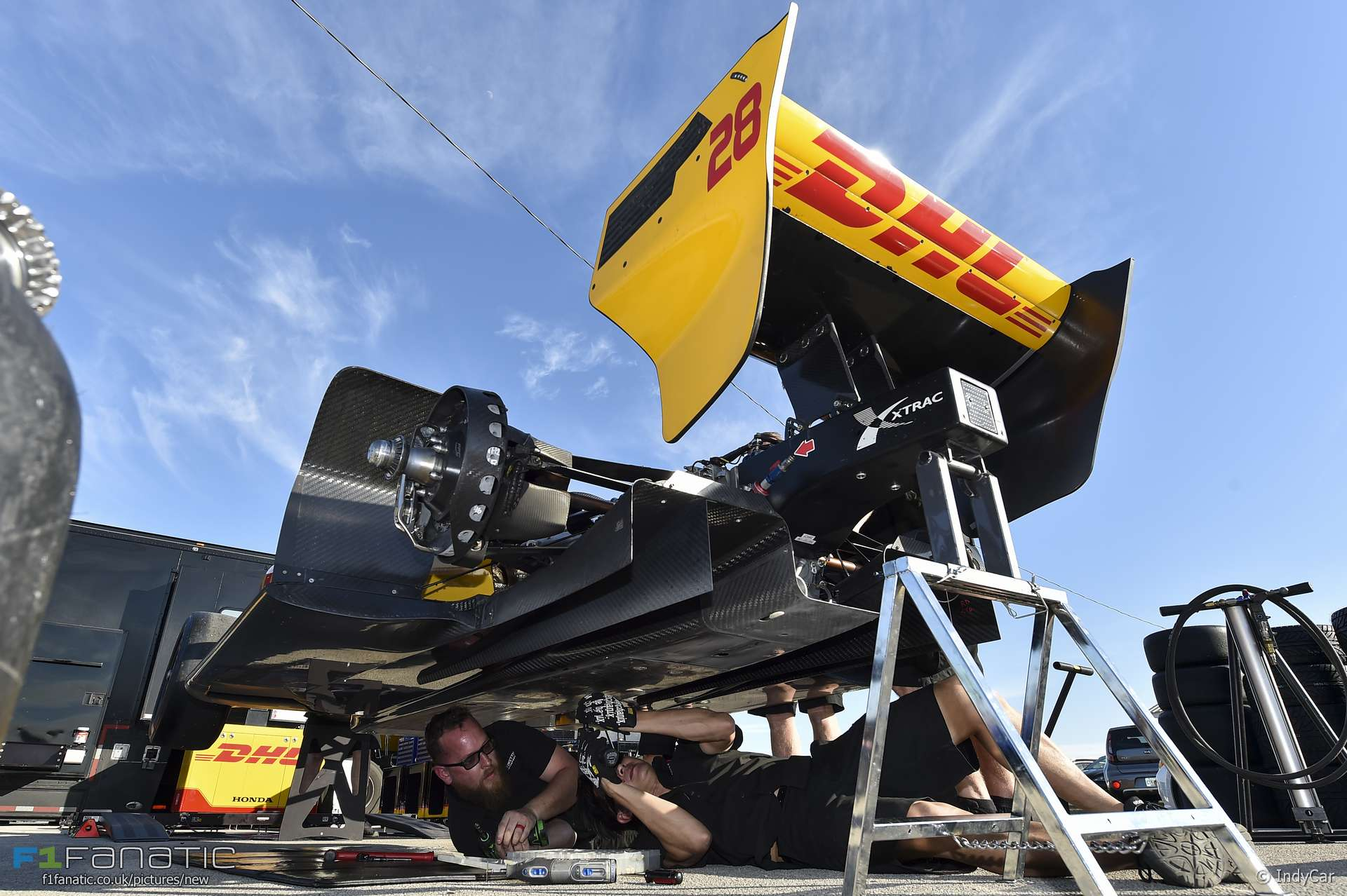 Ryan Hunter-Reay, Andretti, IndyCar, Sebring, 2018