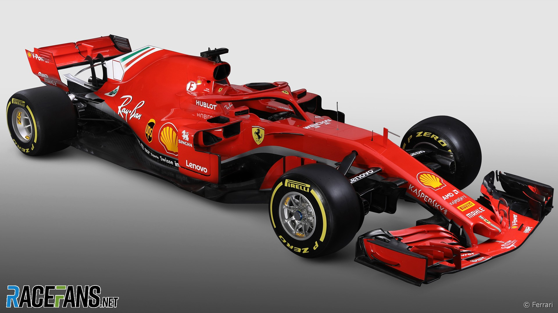 Ferrari unveil their new F1 car for 2018 · RaceFans