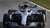 Mercedes uncover their new F1 car for 2018
