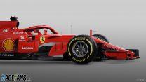 Ferrari SF71H, 2018