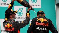 No Verstappen/Ricciardo favouritism at Red Bull – Webber