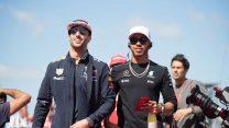 """I want to go up against Lewis"" – Ricciardo"