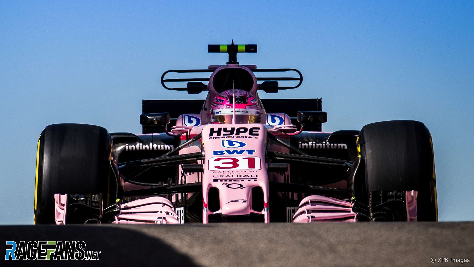 Charlie Whiting Wallpaper: Force India Confirms Launch Plans And Car Name · RaceFans