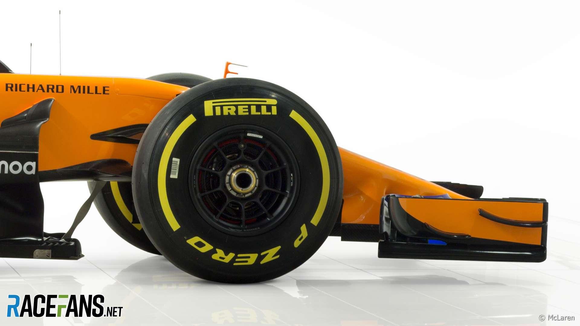 McLaren MCL33, 2018