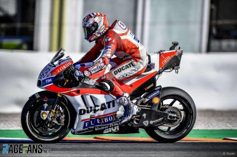Andrea Dovizioso, Ducati, Moto GP, 2017