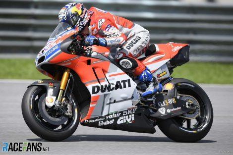 Andrea Dovizioso, Ducati, Moto GP, 2018