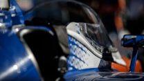 IndyCar windscreen test, Phoenix, 2018