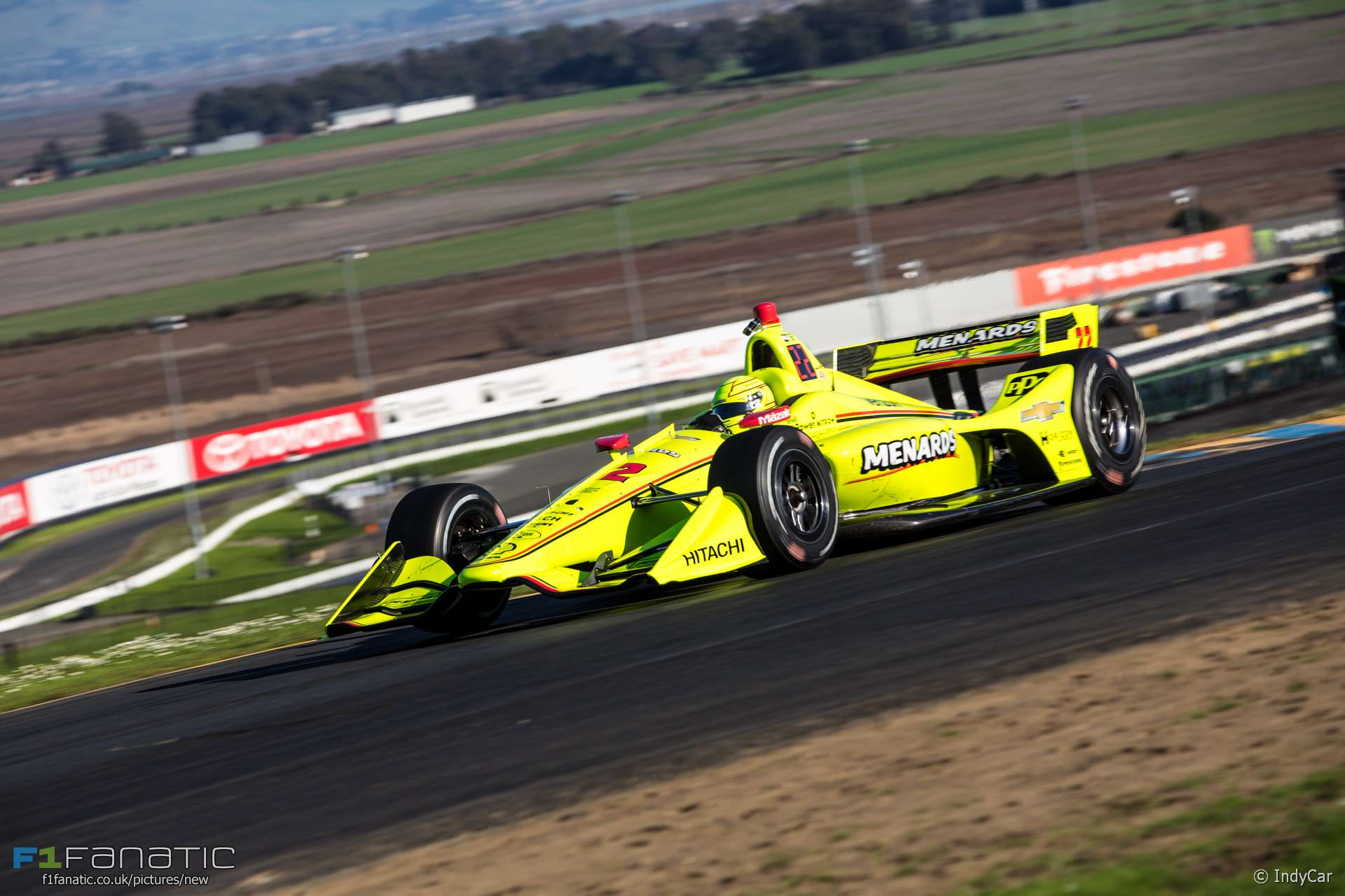 Simon Pagenaud, Penske, IndyCar, Sonoma, 2018