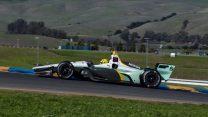 Pietro Fittipaldi, Coyne, IndyCar, Sonoma, 2018