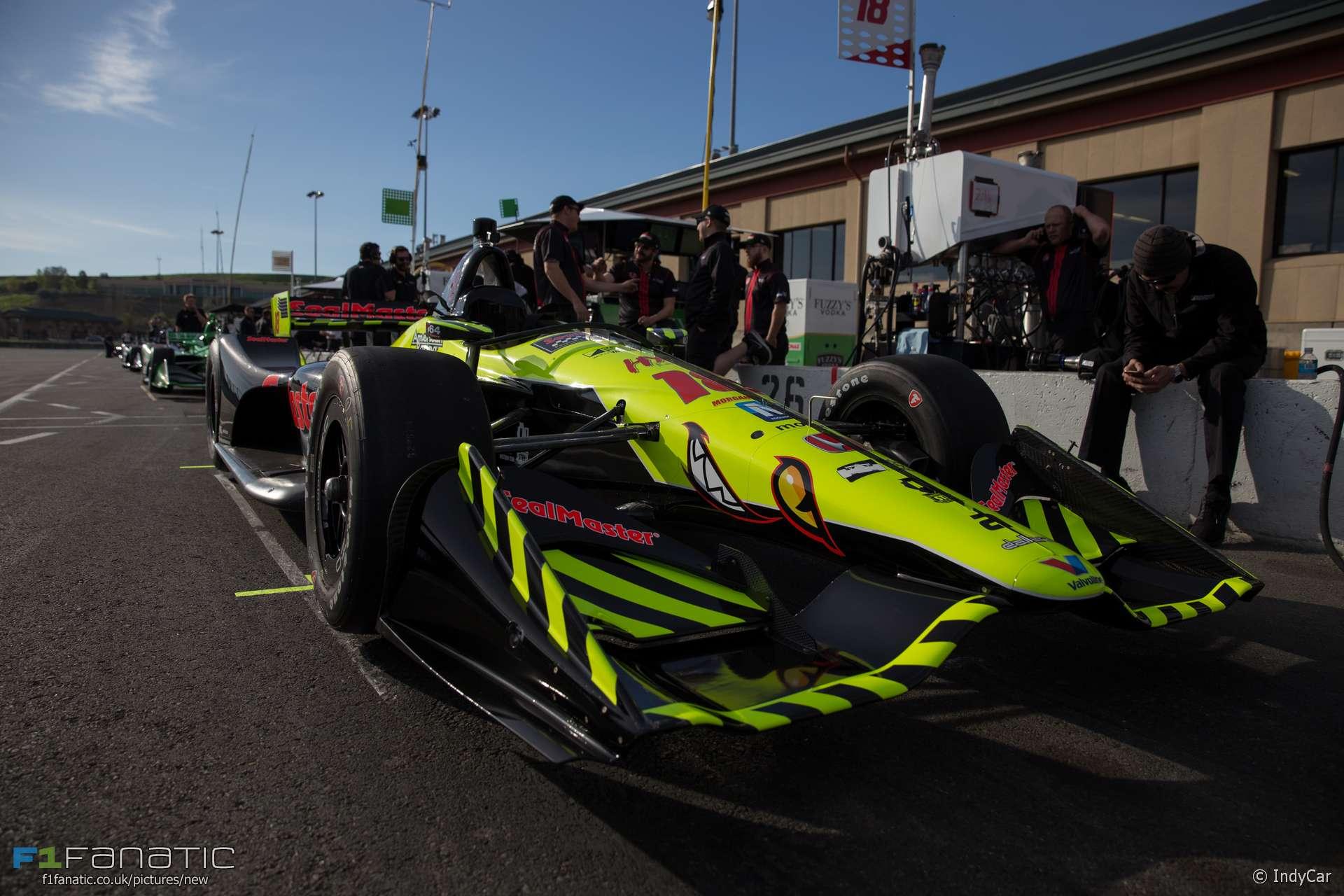 Coyne Indycar Sonoma 2018 183 F1 Fanatic