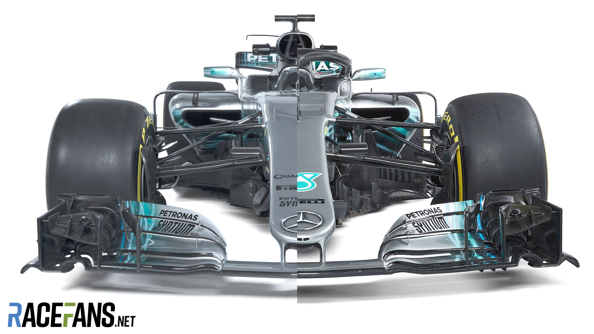 Mercedes amg petronas f1 team wallpapers