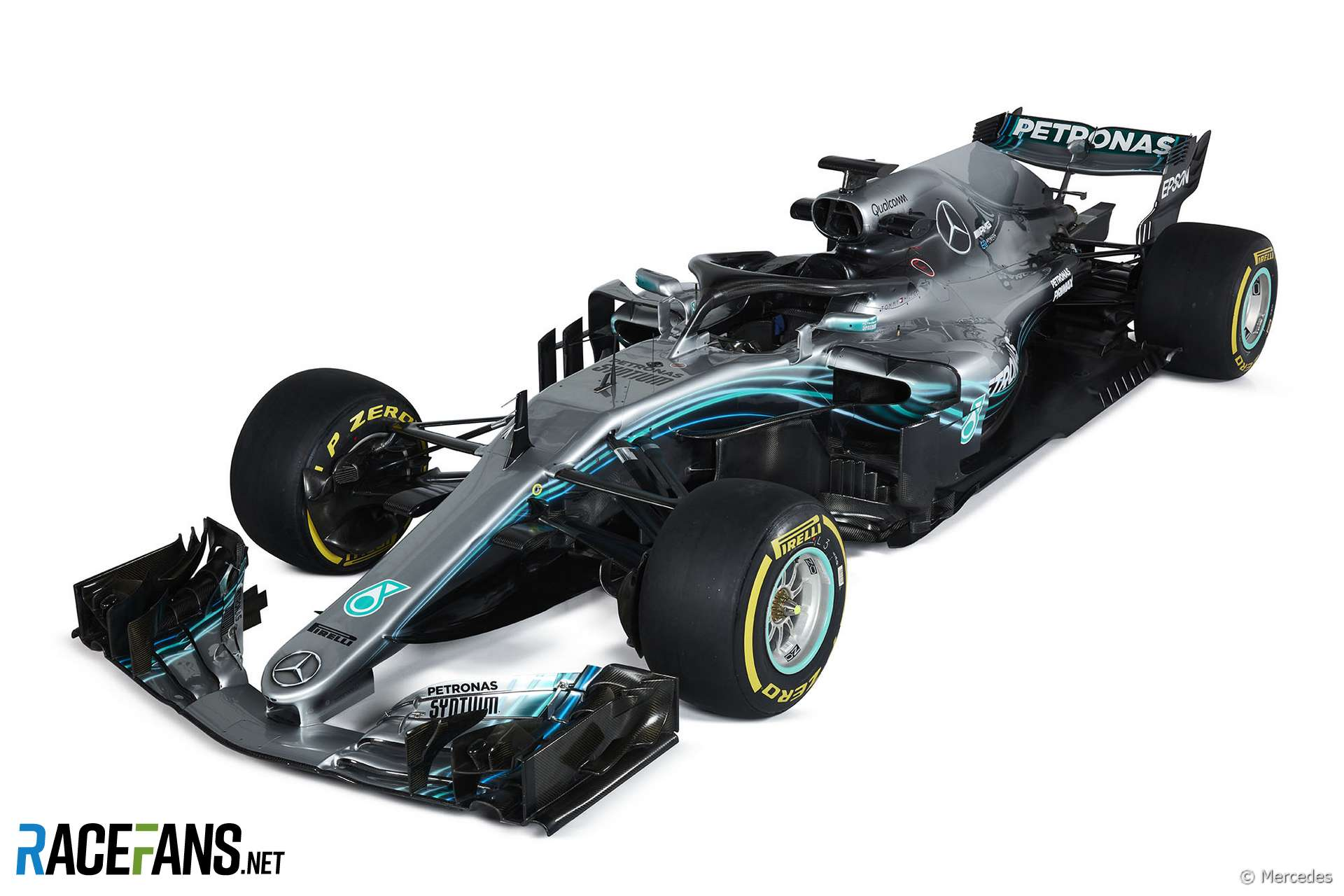 Mercedes petronas f1 wallpaper