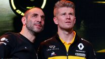 """Renault thanks outgoing Hulkenberg for """"phenomenal"""" contribution to team"""