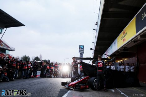 Haas, Circuit de Catalunya, 2018