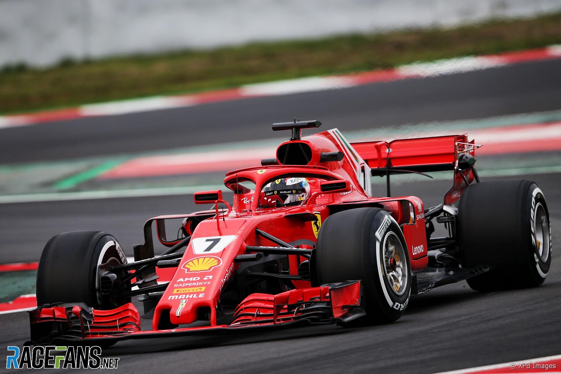 28+ 2018 Ferrari Formula 1 Wallpaper Spanish Grand Prix  Pictures