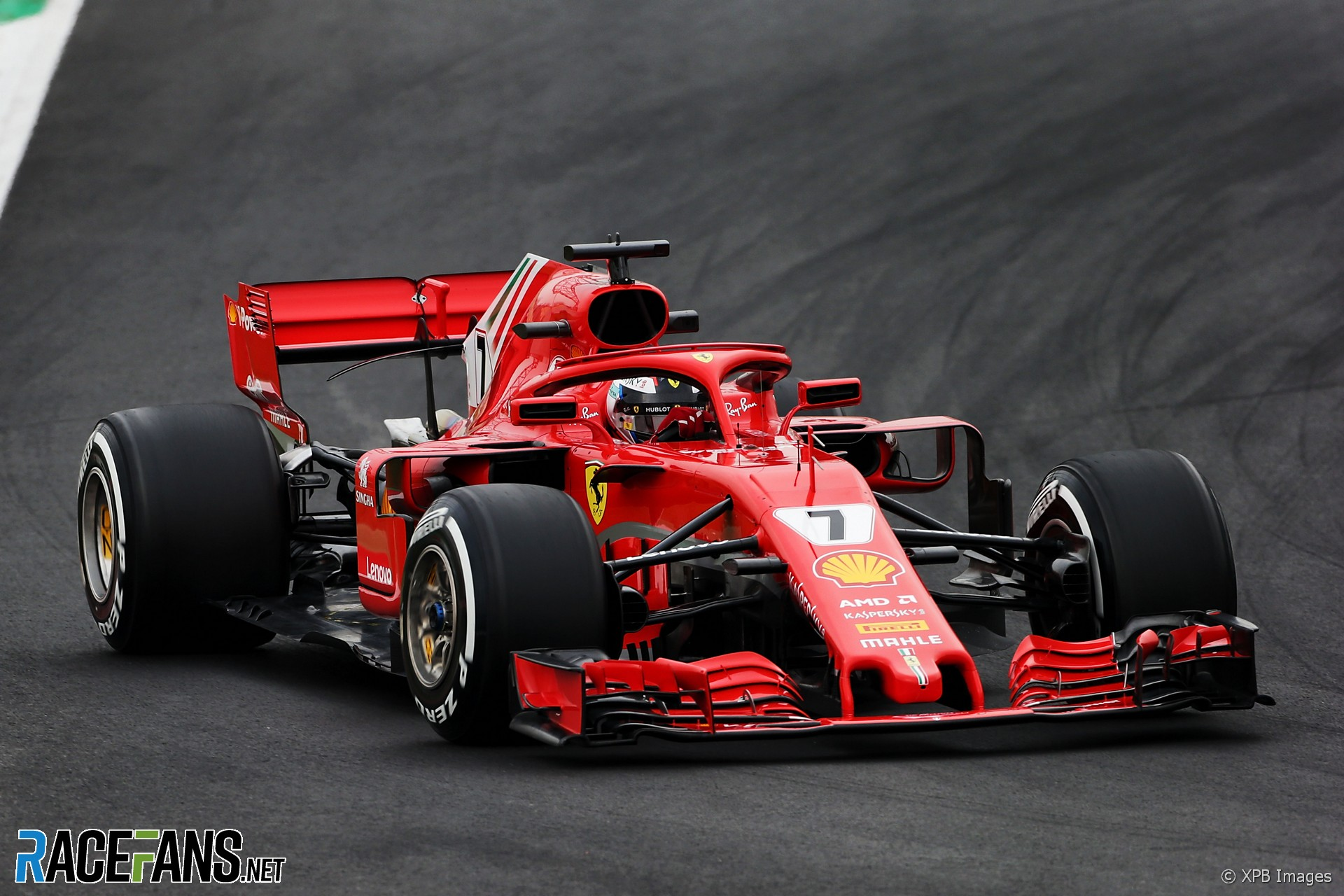 2018 F1 Season Testing In Pictures Circuit De Catalunya