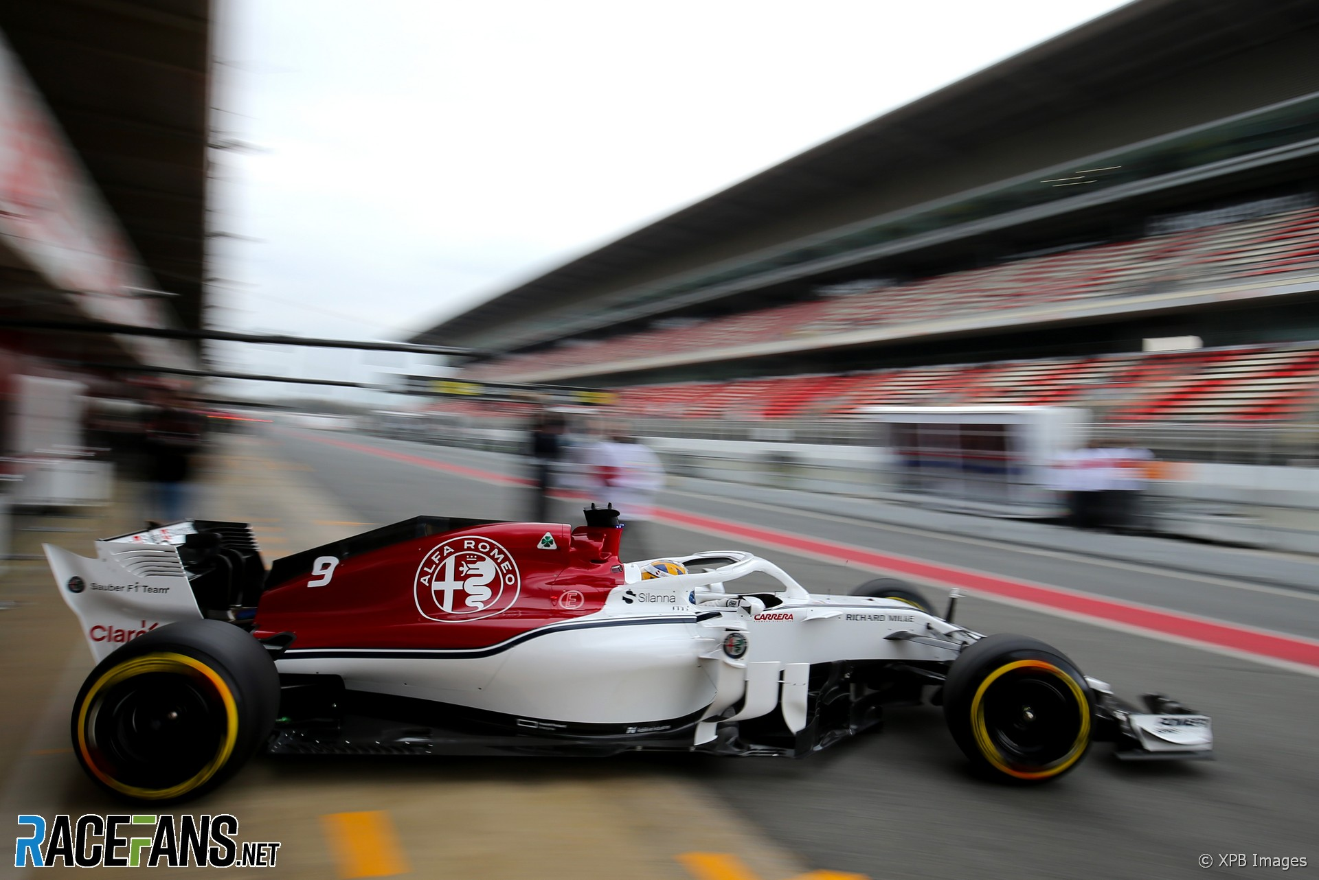 F1 testing to be broadcast live on F1 TV Pro · RaceFans