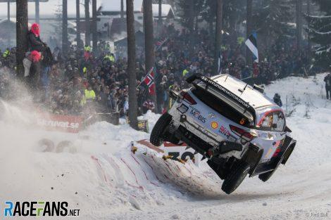 Thierry Neuville, Hyundai, WRC, Sweden, 2018