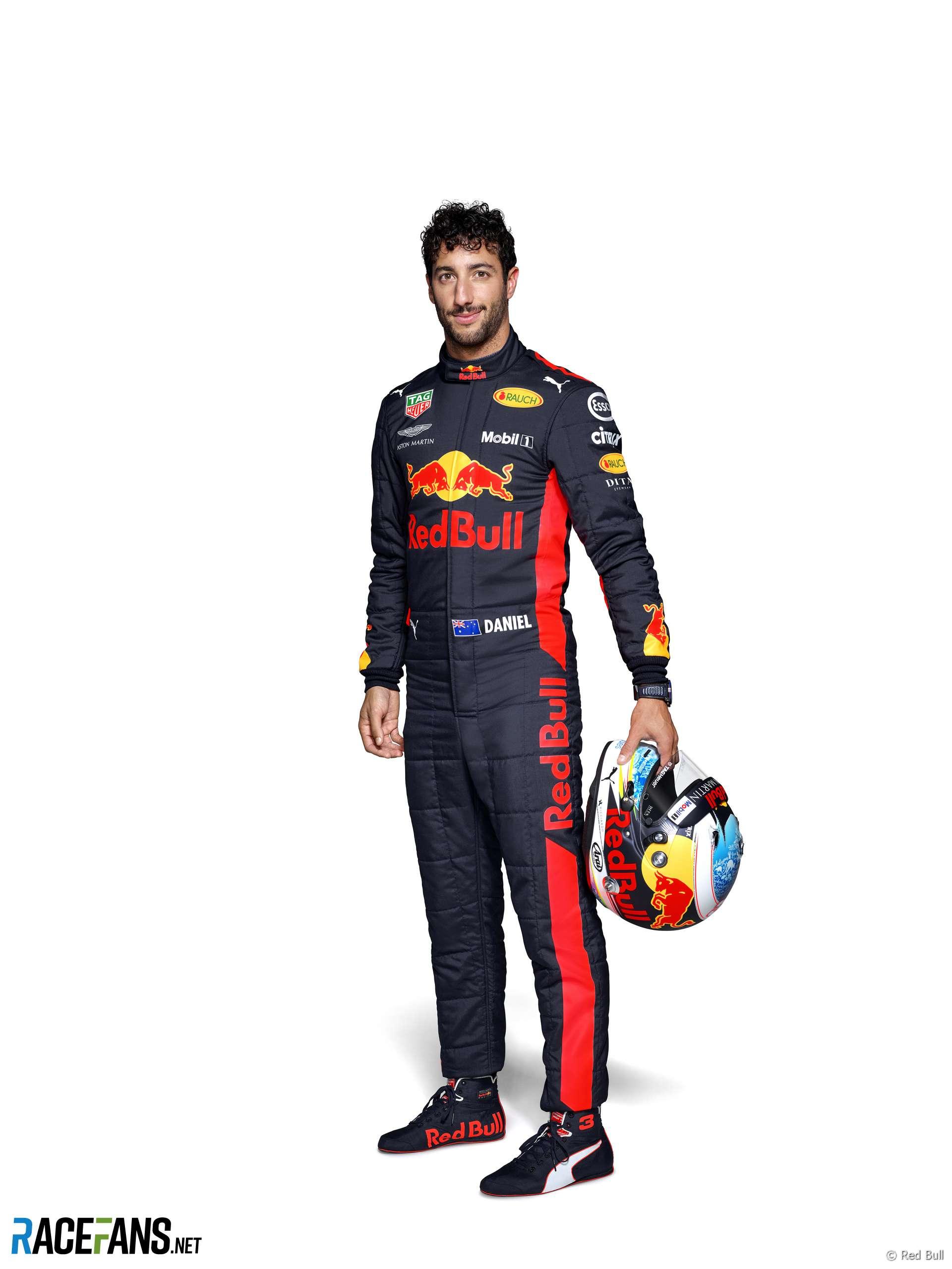 daniel ricciardo red bull 2018 racefans
