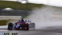 Toro Rosso's Honda-powered 2018 F1 car revealed