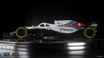 """Williams reveals """"significantly different"""" F1 car for 2018"""