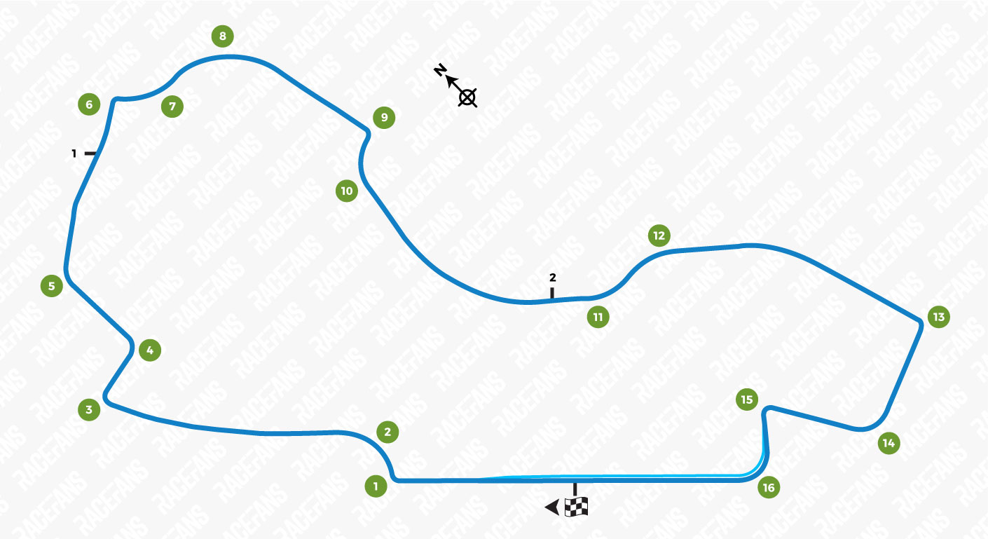 Albert Park, Melbourne - circuit information · RaceFans