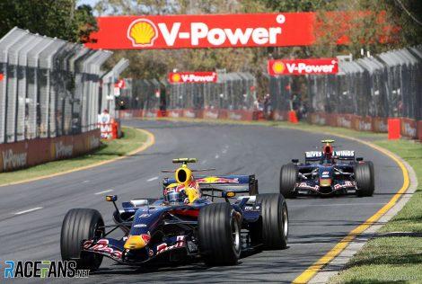 Mark Webber, Red Bull, Melbourne, 2007