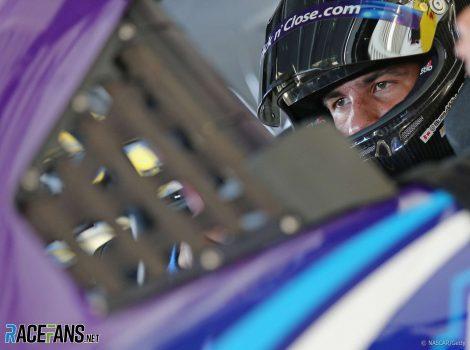 Darrell 'Bubba' Wallace Jnr< NASCAR, 2018