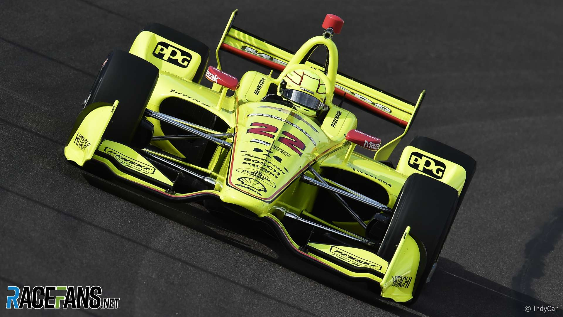 Simon Pagenaud, Penske, IndyCar, 2018