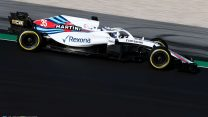 Sergey Sirotkin, Williams, Circuit de Catalunya, 2018