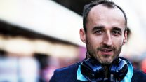 Kubica won't race for Manor's LMP1 WEC team