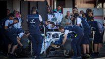 Lance Stroll, Williams, Circuit de Catalunya, 2018
