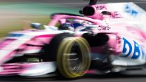 Sergio Perez, Force India, Circuit de Catalunya, 2018