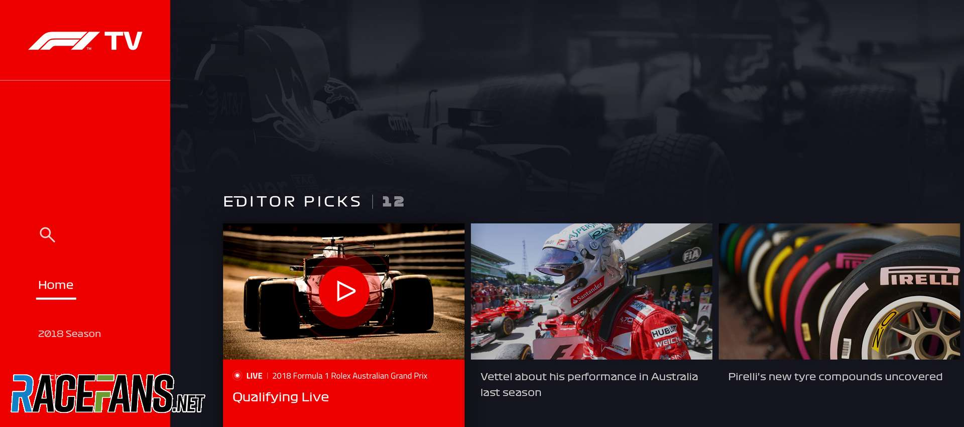 Will F1 Tv Succeed Where F1 Digital Failed Racefans