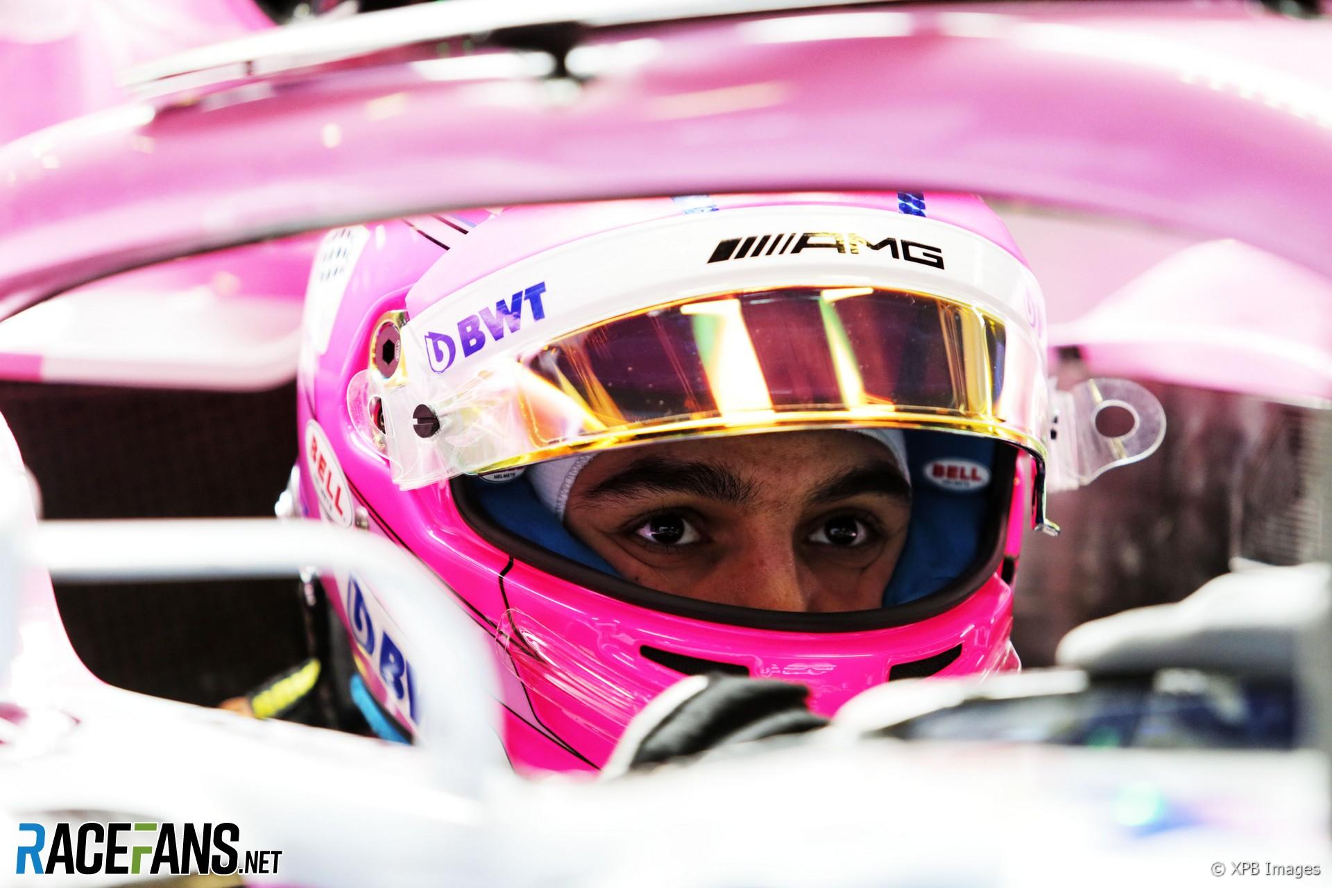 Esteban Ocon, Force India, Circuit de Catalunya, 2018