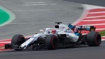 Robert Kubica, Williams, Circuit de Catalunya, 2018