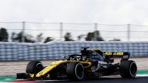 Nico Hulkenberg, Renault, Circuit de Catalunya, 2018