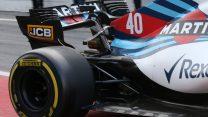 Williams, Circuit de Catalunya, 201