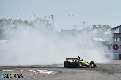 Sebastien Bourdais, Coyne, IndyCar, St Petersburg, 2018