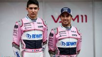 Mallya wants to keep Ocon and Perez for 2019