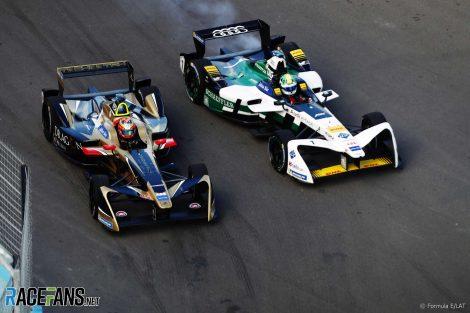Jean-Eric Vergne, Lucas di Grassi, Punta del Esta, Formula E, 2018