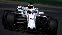 Williams was 'participating, not competing' in 2018