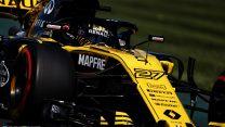 Hulkenberg concerned Renault has fallen further behind top teams