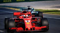Ferrari and Mercedes holding back but rain is set to shape round one