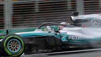 2018 Australian Grand Prix grid