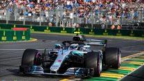 Mercedes wary Bottas crash leaves Hamilton vulnerable