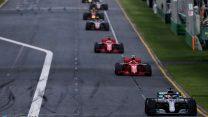2018 Australian Grand Prix race result