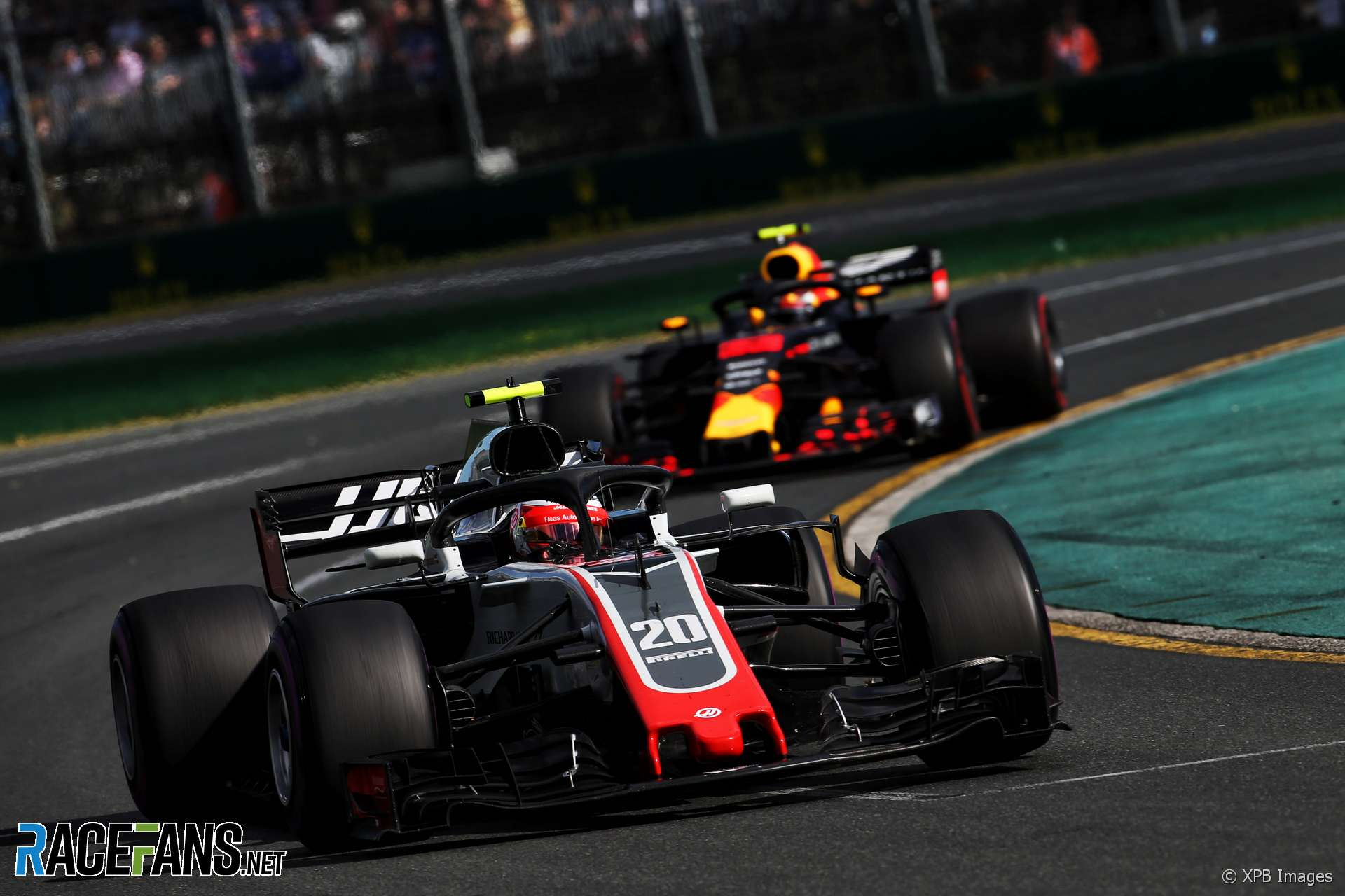 Kevin Magnussen, Haas, Albert Park, 2018