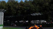 Stoffel Vandoorne, McLaren, Albert Park, 2018