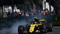 Carlos Sainz Jnr, Renault, Albert Park, 2018